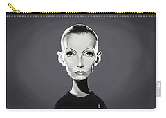 Celebrity Sunday - Greta Garbo Carry-all Pouch
