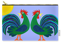 Year Of The Rooster Carry-all Pouch