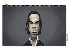 Celebrity Sunday - Nick Cave Carry-all Pouch