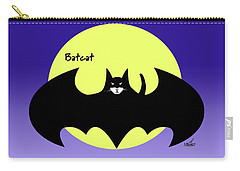 Batcat Carry-all Pouch