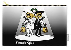 Pumpkin Spies Carry-all Pouch