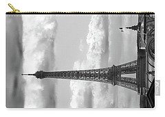 Eiffel Tower From Galeries Lafayette Rooftop Carry-all Pouch