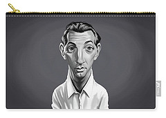 Celebrity Sunday - Robert Mitchum Carry-all Pouch