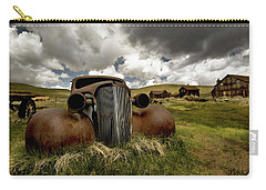 Old  Car Bodie State Park Carry-all Pouch