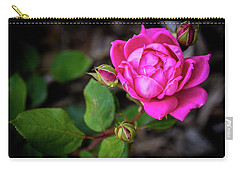 Knockout Rose Carry-all Pouch