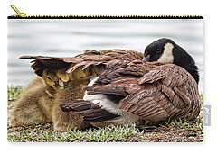 Under Mom's Wing Carry-all Pouch
