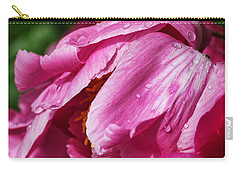 Carry-all Pouch featuring the photograph Pink Delight by Bill Kesler