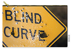 Blind Curve Carry-all Pouch by Bill Kesler