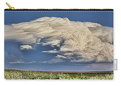 Carry-all Pouch featuring the photograph Cloud Brew by Bill Kesler