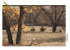 Shades Of Autumn Carry-all Pouch by Bill Kesler
