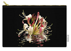 Honeysuckle Reflections Carry-all Pouch