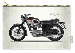 Triumph Bonneville 1968 Carry-all Pouch
