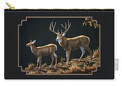 Mule Deer Ridge Carry-all Pouch