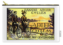 1910 Adler Bicycles Carry-all Pouch