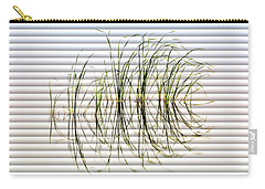 Graceful Grass - The Slat Collection Carry-all Pouch