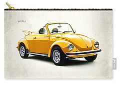 Vw Beetle 1972 Carry-all Pouch