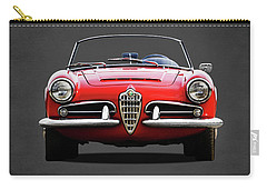 Alfa Romeo Spider Carry-all Pouch