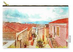 Arzachena Urban Landscape Carry-all Pouch