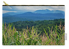 Carry-all Pouch featuring the photograph As High As An Elephants Eye by Kendall McKernon