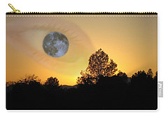 Carry-all Pouch featuring the photograph As I See It by Joyce Dickens