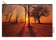 Carry-all Pouch featuring the photograph As Sure As The Sun Will Rise by Phil Koch