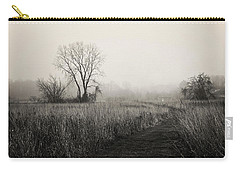 As The Fog Rolls In Carry-all Pouch