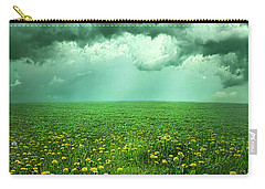 As The Roads Fade Away Carry-all Pouch