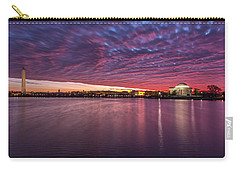 Carry-all Pouch featuring the photograph Apocalyptical by Edward Kreis