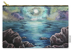 As The Spirit Moves Carry-all Pouch
