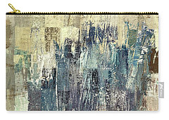 Carry-all Pouch featuring the painting Ascension - C03xt-159at2b by Variance Collections