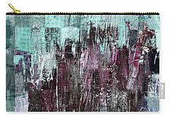 Carry-all Pouch featuring the digital art Ascension - C03xt-161at2c by Variance Collections