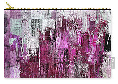 Carry-all Pouch featuring the digital art Ascension - C03xt-165at2c by Variance Collections