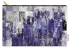 Carry-all Pouch featuring the painting Ascension - C03xt-166at2c by Variance Collections
