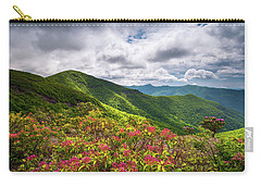Asheville Nc Blue Ridge Parkway Spring Flowers North Carolina Carry-all Pouch