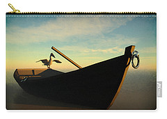 Ashore... Carry-all Pouch by Tim Fillingim