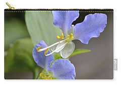 Virginia Dayflower Pair Carry-all Pouch
