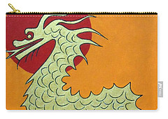 Asian Dragon Icon No. 1 Carry-all Pouch