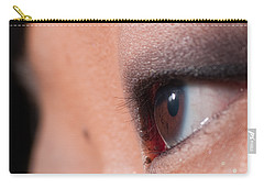 Asian Girl Eyes 1283053 Carry-all Pouch