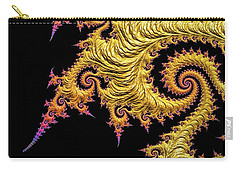 Asian Gold Carry-all Pouch