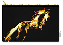 Asian Stallion Carry-all Pouch