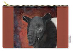 Asian Tapir Carry-all Pouch