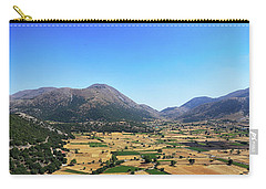 Askifou Plateau Panorama Carry-all Pouch
