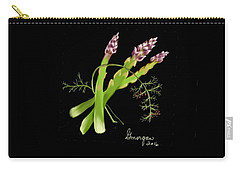 Asparagas  Carry-all Pouch
