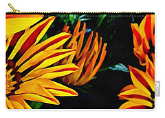 Aspects Of Gazania Carry-all Pouch
