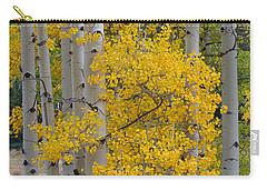 Aspen Bouquet Carry-all Pouch