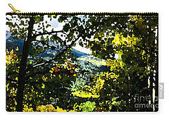 Aspen Effect Carry-all Pouch by Deborah Nakano