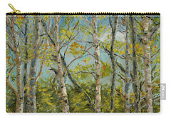Aspen Glow Carry-all Pouch