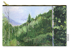 Aspen Heaven Carry-all Pouch by Jane Autry