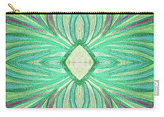 Aspirations Of Harmony Carry-all Pouch by Rachel Hannah