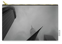 Carry-all Pouch featuring the photograph Aspire by Alex Lapidus